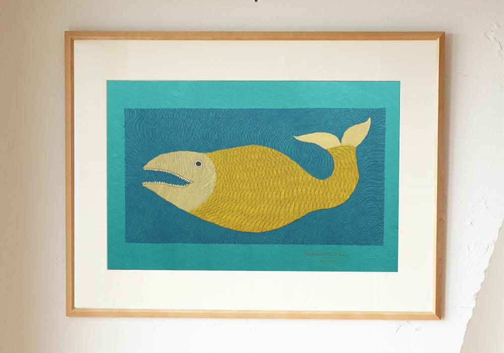 Poster The Whale_frameset